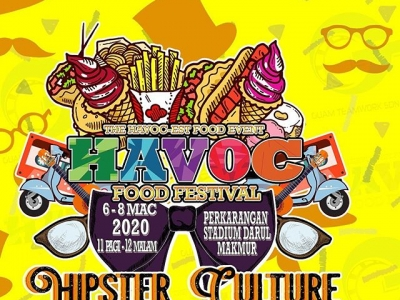 HAVOC FOOD FESTIVAL : MARCH 6-9, 2020