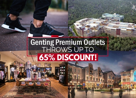 Premium Outlet opens in Genting - June 16, 2017