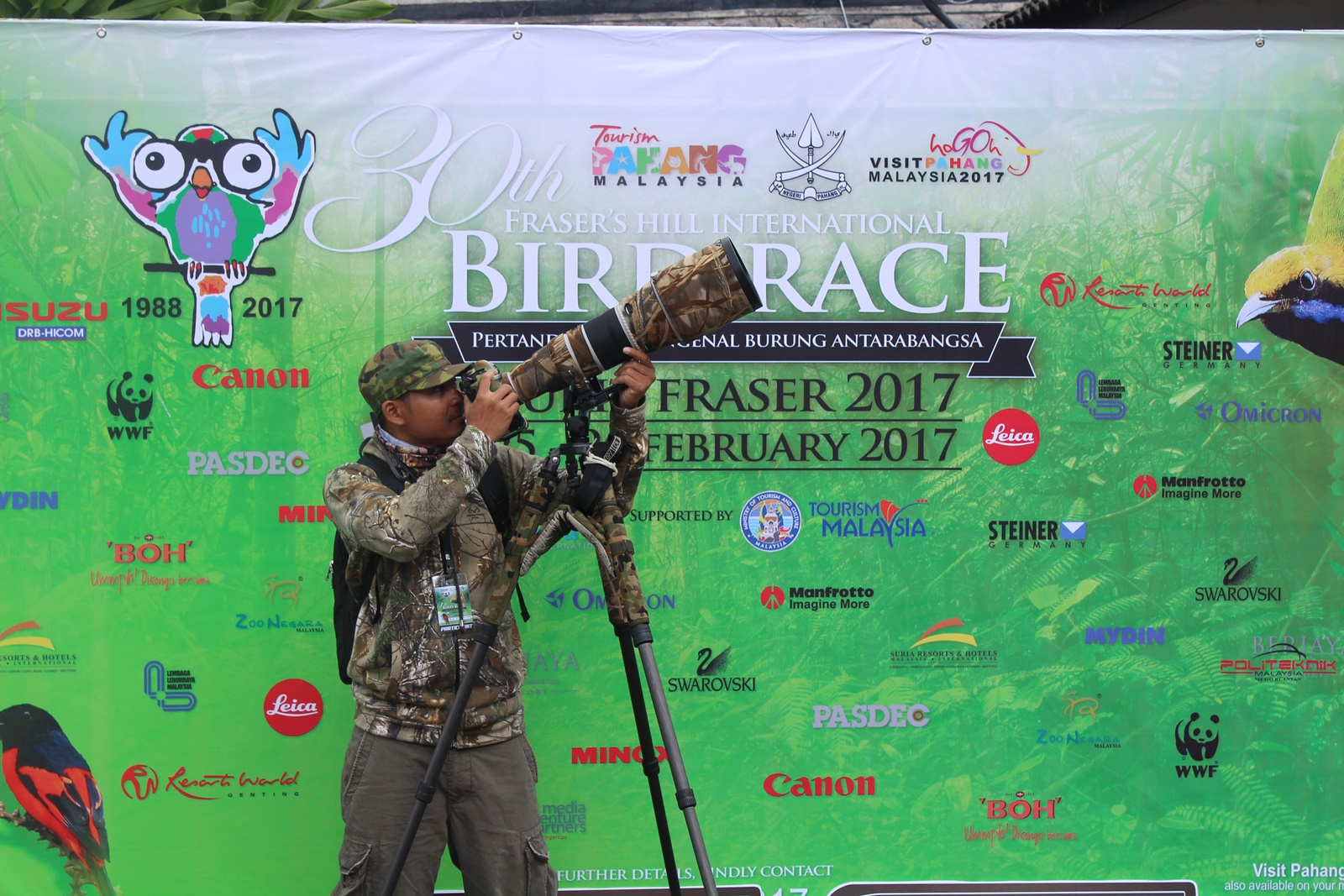 International Bird Race