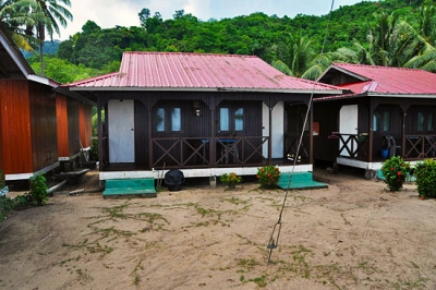 Idaman Beach Holiday Chalet