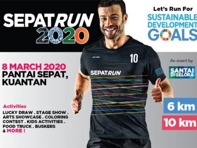 SEPAT RUN: MARCH 8, 2020