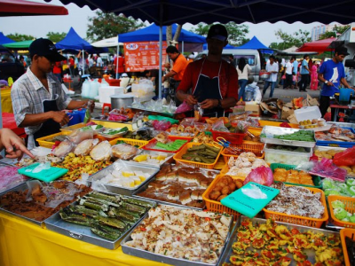 BAZAR RAMADAN KUANTAN: APRIL 13 - MAY 12, 2021